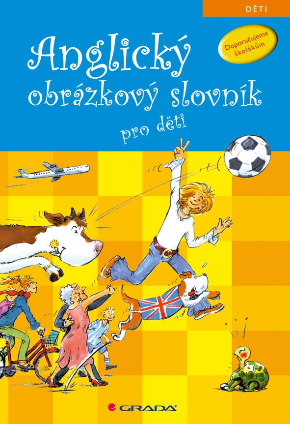 Anglický obrázkový slovník pro děti