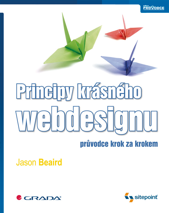 Principy krásného webdesignu, průvodce krok za krokem