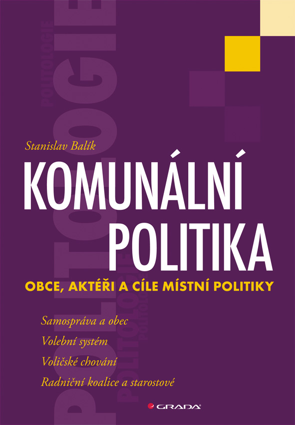 Komunální politika, Obce, aktéři a cíle místní politiky