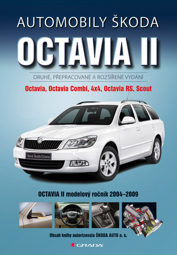 Automobily Škoda Octavia II, Schwarz Jiří