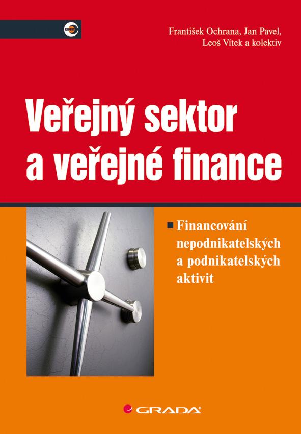 Veřejný sektor a veřejné finance, Financování nepodnikatelských a podnikatelských aktivit