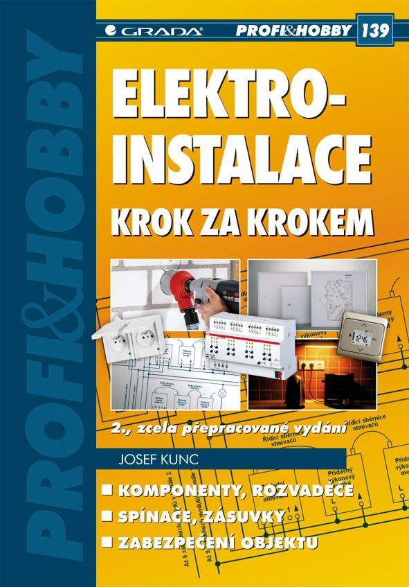 Elektroinstalace krok za krokem