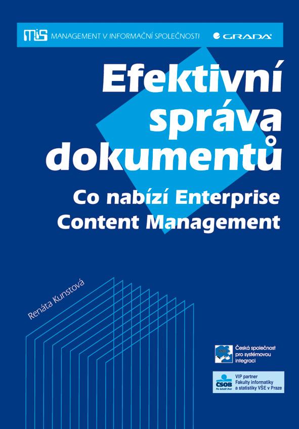 Efektivní správa dokumentů