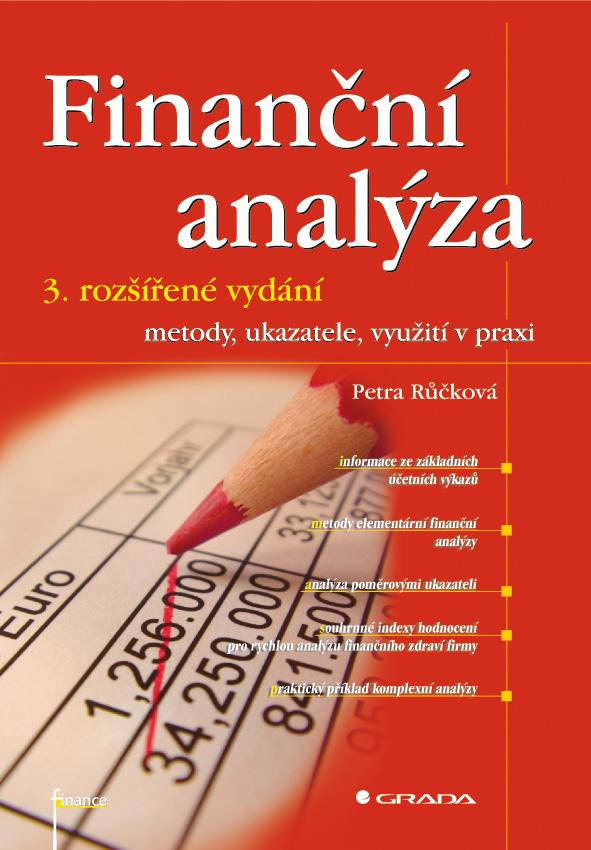Finanční analýza - 3. rozšířené vydání