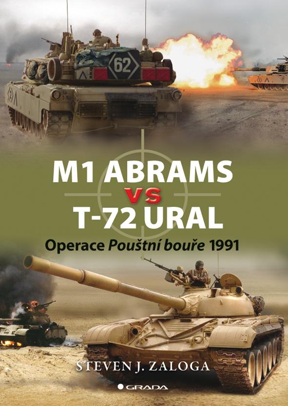 M1 Abrams vs T-72 Ural, Operace Pouštní bouře 1991