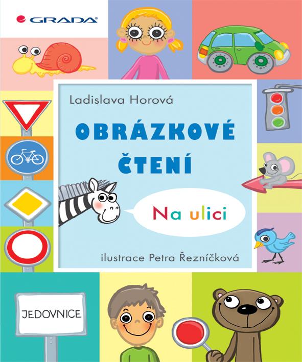 Obrázkové čtení - Na ulici