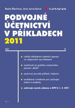Podvojné účetnictví v příkladech 2011