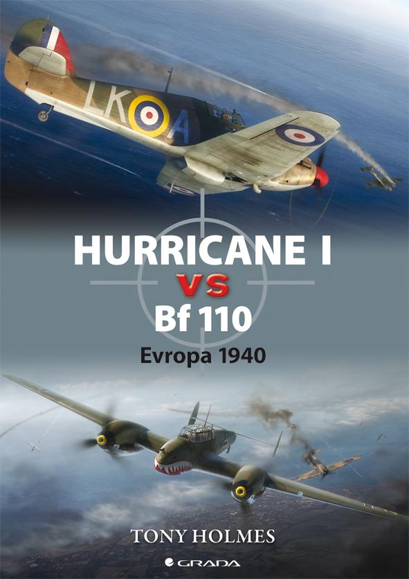 Hurricane I vs Bf 110