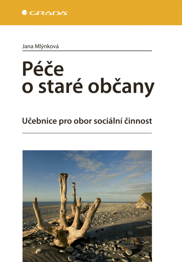 Péče o staré občany, Učebnice pro obor sociální činnost