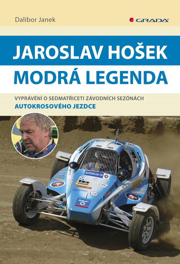 Jaroslav Hošek - Modrá legenda