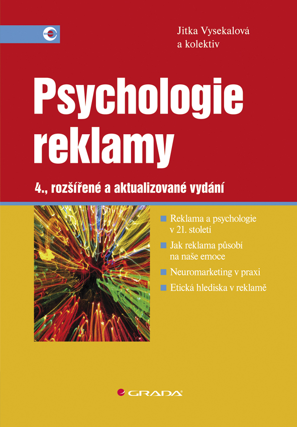 Psychologie reklamy, 4., rozšířené a aktualizované vydání