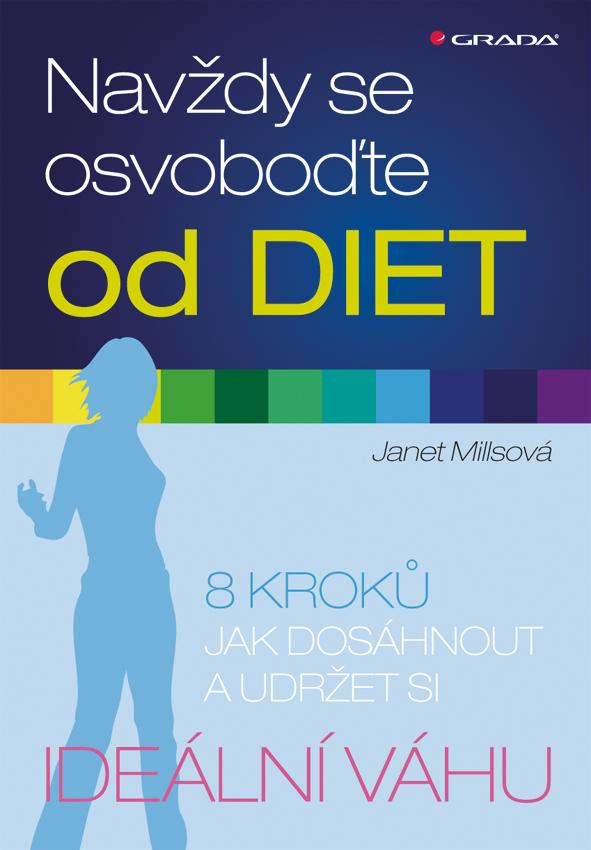 Navždy se osvoboďte od diet, 8 kroků jak dosáhnout a udržet si ideální váhu
