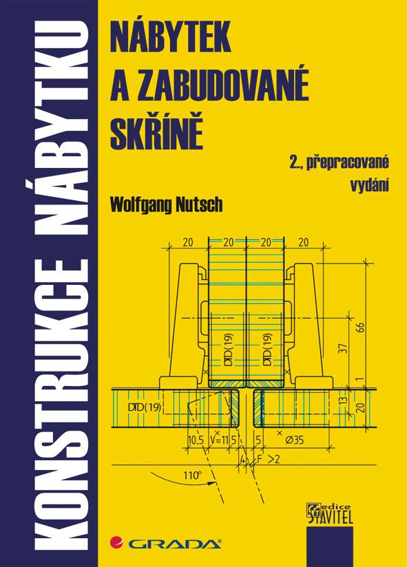 Konstrukce nábytku, Nábytek a zabudované skříně, 2., přepracované vydání