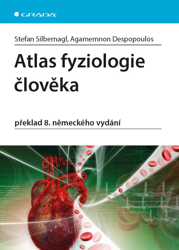 Atlas fyziologie člověka, překlad 8. německého vydání