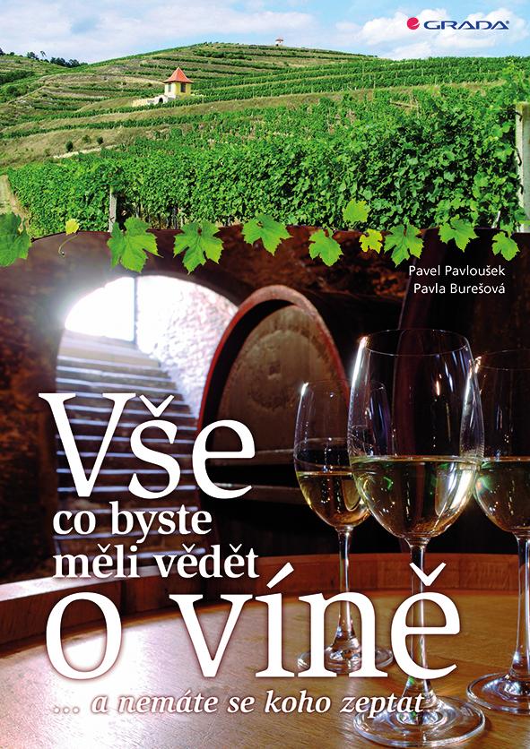 Vše, co byste měli vědět o víně...., ...a nemáte se koho zeptat