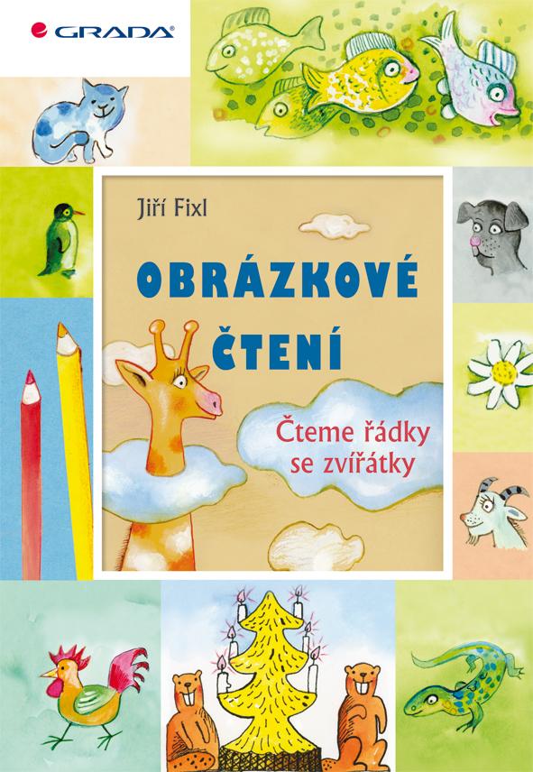 Obrázkové čtení - Čteme řádky se zvířátky