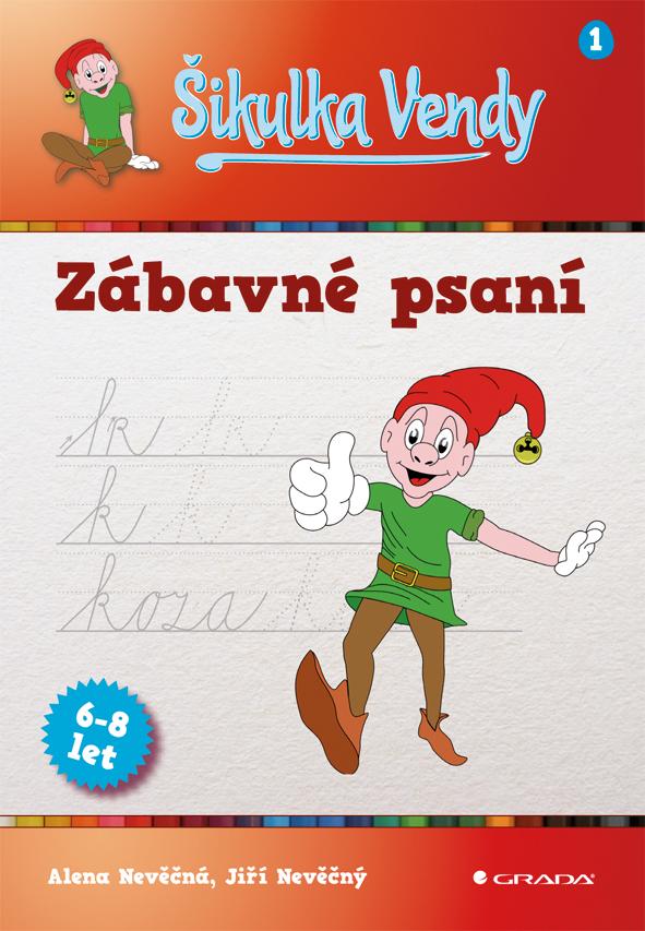 Šikulka Vendy - Zábavné psaní