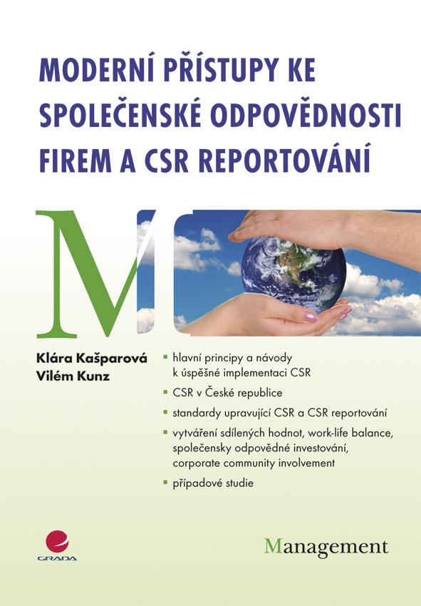 Moderní přístupy ke společenské odpovědnosti firem a CSR reportování