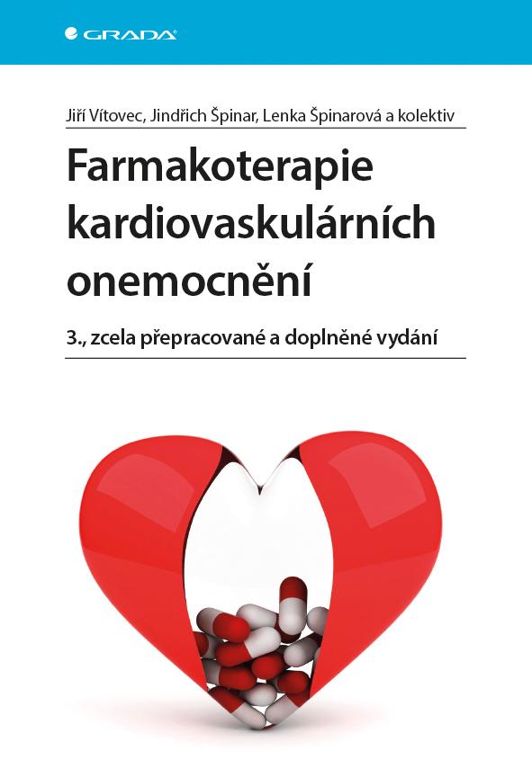 Farmakoterapie kardiovaskulárních onemocnění, 3., zcela přepracované a doplněné vydání
