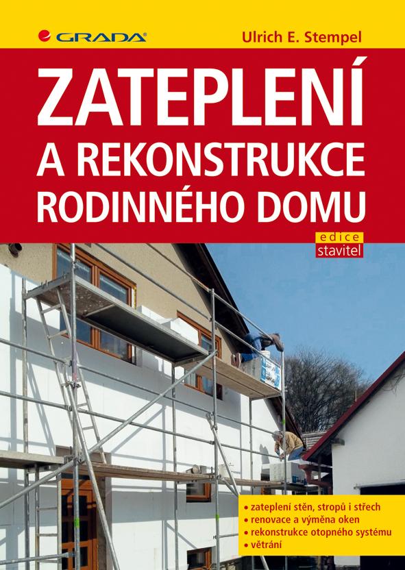 Zateplení a rekonstrukce rodinného domu