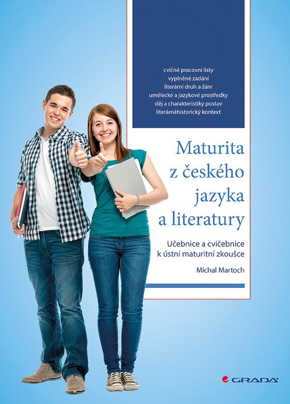 Maturita z českého jazyka a literatury, Učebnice a cvičebnice k ústní maturitní zkoušce