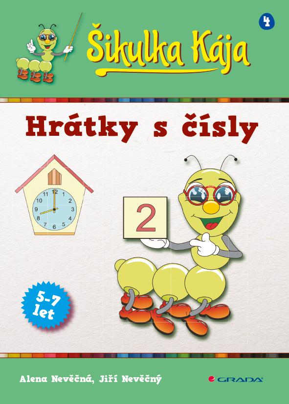 Šikulka Kája - Hrátky s čísly