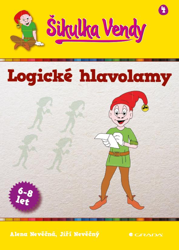 Šikulka Vendy - Logické hlavolamy