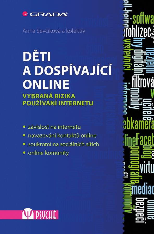 Děti a dospívající online, Vybraná rizika používání internetu