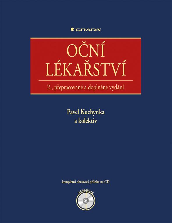 Oční lékařství, 2., přepracované a doplněné vydání