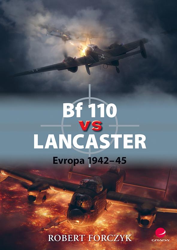 Bf 110 vs Lancaster