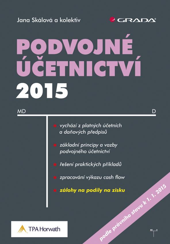 Podvojné účetnictví 2015