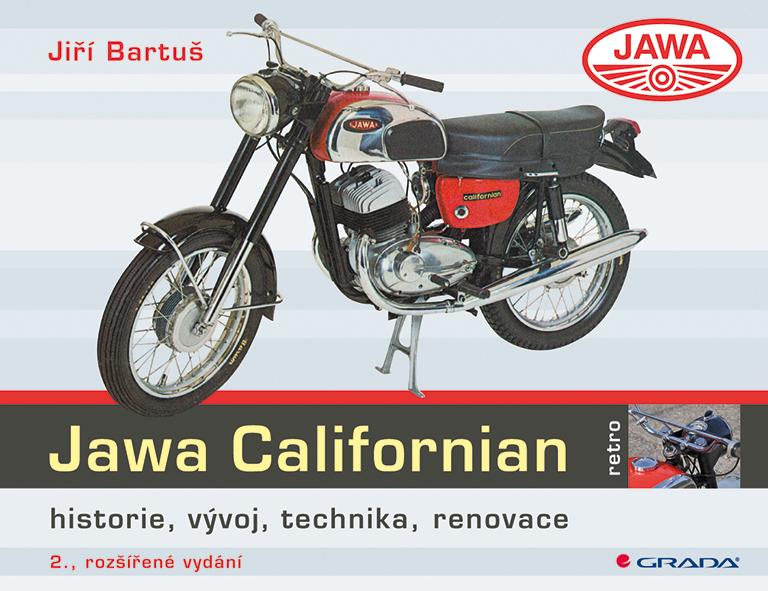 Jawa Californian, historie, vývoj, technika, renovace - 2., rozšířené vydání