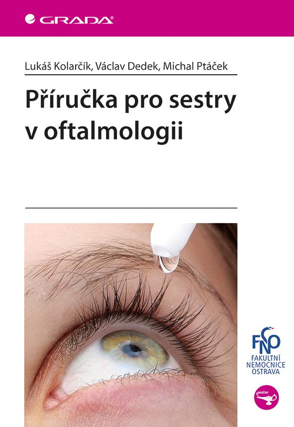 Příručka pro sestry v oftalmologii
