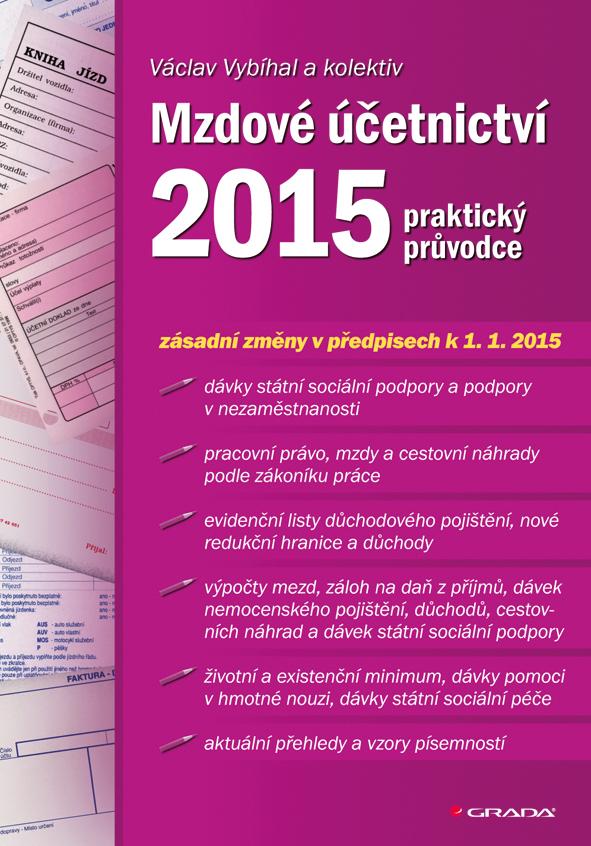 Mzdové účetnictví 2015