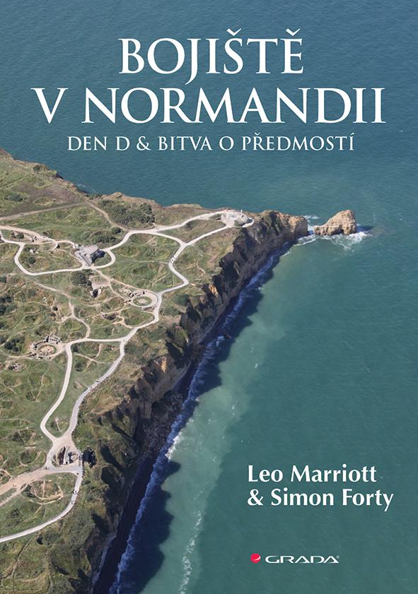 Bojiště v Normandii