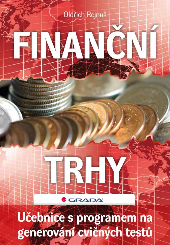 Finanční trhy, Učebnice s programem na generování cvičných testů